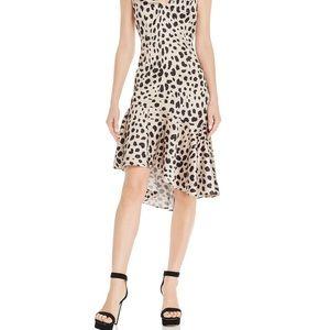 Aquq Leopard Print Dress